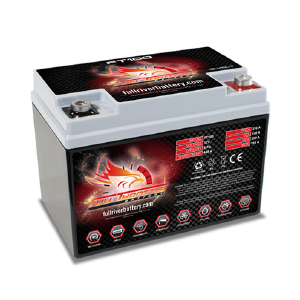 Fullriver Full Throttle Series Battery